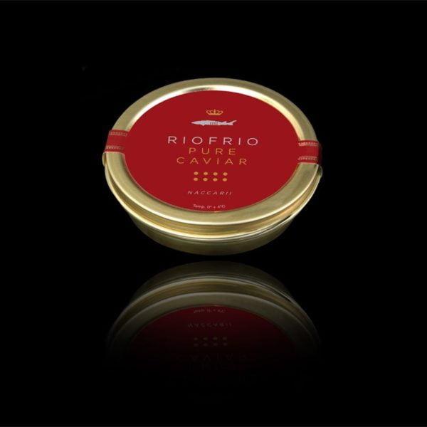 caviar tradicional estilo irani 153050100200500gr 2366931