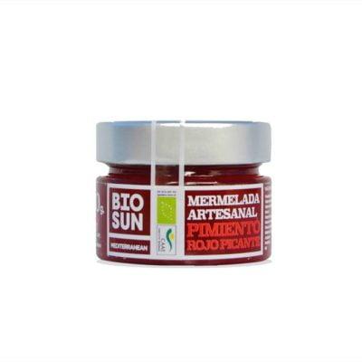 mermelada de pimiento rojo picante ecologica 9368053